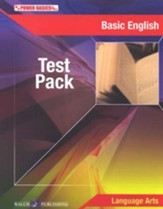 Power Basics, Basic English Tests