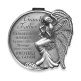 Guardian Angel Visor Clip, Grandfather