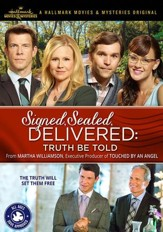 Signed, Sealed, Delivered: Truth Be Told, DVD