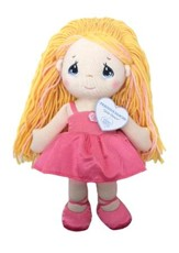 Precious Moments, Dancer Doll Plush