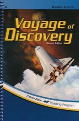 Abeka Voyage of Discovery Teacher  Edition