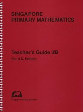 Singapore Math Primary Math Teacher's Guide 3B