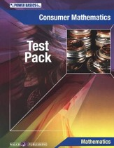 Power Basics Consumer Mathematics Tests