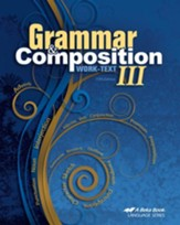 Grammar & Composition III Work-text