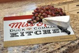 Duck Commander, Miss Kay's Cutting Board Duck Commander / Miss Kay's Kitchen Series