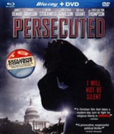 Persecuted, Blu-ray/DVD Combo