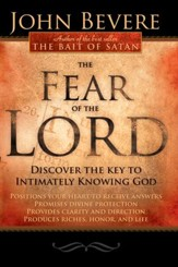 Fear Of The Lord Rev - eBook
