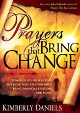 Prayers That Bring Change - eBook