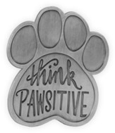 Think Pawsitive, Visor Clip