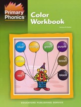 Primary Phonics Color Workbook  (Homeschool Edition)