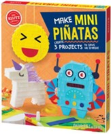 Make Your Own Mini Pinatas