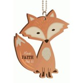 Fox, Have Faith, Car Charm