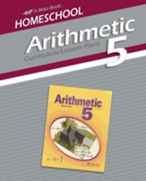 Abeka Homeschool Arithmetic 5  Curriculum/Lesson Plans