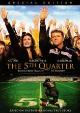 The 5th Quarter, DVD
