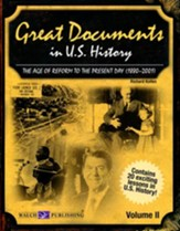Great Documents in US History, Vol. 2: 1880-2001