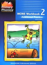 More Primary Phonics Workbook 2  Additional Practice  (Homeschool Edition)
