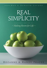 Real Simplicity: Making Room for Life - eBook