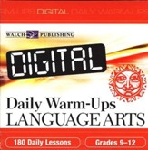 Digital Daily Warm-Ups Language Arts, Grades 9-12