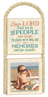Dear Lord, Thank You Photo Plaque