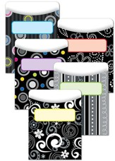 BW Collection Library Pockets (Pack of 35)