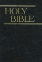 The Holy Bible: King James Version: Extra Large Print, Flex cover