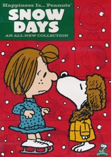 Happiness Is... Peanuts: Snow Days, DVD