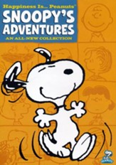 Snoopy's Adventures, DVD