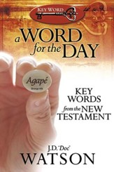 A Word for the Day: Key Words from the New Testament - eBook