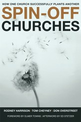 Spin-Off Churches - eBook