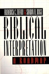 Biblical Interpretation: A Roadmap
