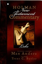 Holman New Testament Commentary - Luke - eBook