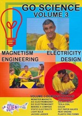 Magnetism, Electricity, Engineering, and Design DVD