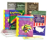Abeka Grade 3 Homeschool Essential  Parent Kit