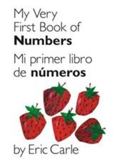Mi primer libro de numeros, My Very First Book of Numbers