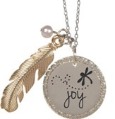Nature's Grace Joy Pendant