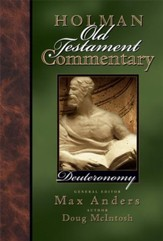 Holman Old Testament Commentary - Deuteronomy - eBook