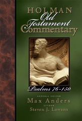 Holman Old Testament Commentary - Psalms 76-150 - eBook