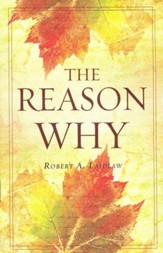 The Reason Why--Booklet