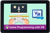 CompuScholar: Game Programming with VB (Online Access Code)