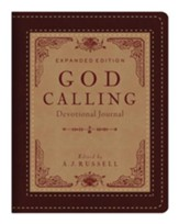 God Calling Devotional Journal: Expanded Edition - Slightly Imperfect