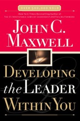 Developing the Leader Within You - eBook