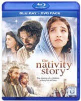 The Nativity Story, Blu-ray/DVD Combo  - Slightly Imperfect