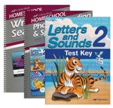 Grade 2 Homeschool Parent Language Arts Kit