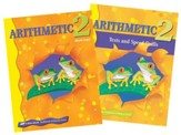 Abeka Grade 2 Homeschool Child  Arithmetic Kit