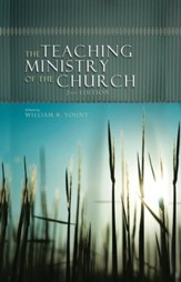 The Teaching Ministry of the Church: Second Edition - eBook