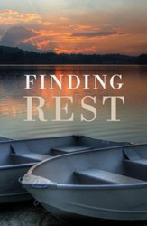 Finding Rest (ESV), Pack of 25 Tracts