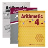 Abeka Grade 4 Homeschool Parent Arithmetic Kit