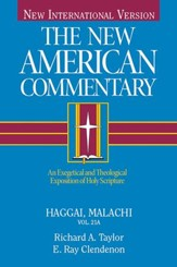Haggai, Malachi: New American Commentary [NAC] -eBook
