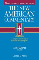 Zechariah: New American Commentary [NAC] -eBook