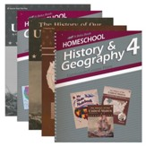 Abeka Grade 4 Homeschool Parent  History Kit